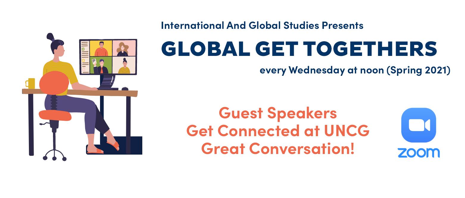 Global Get Together flyer