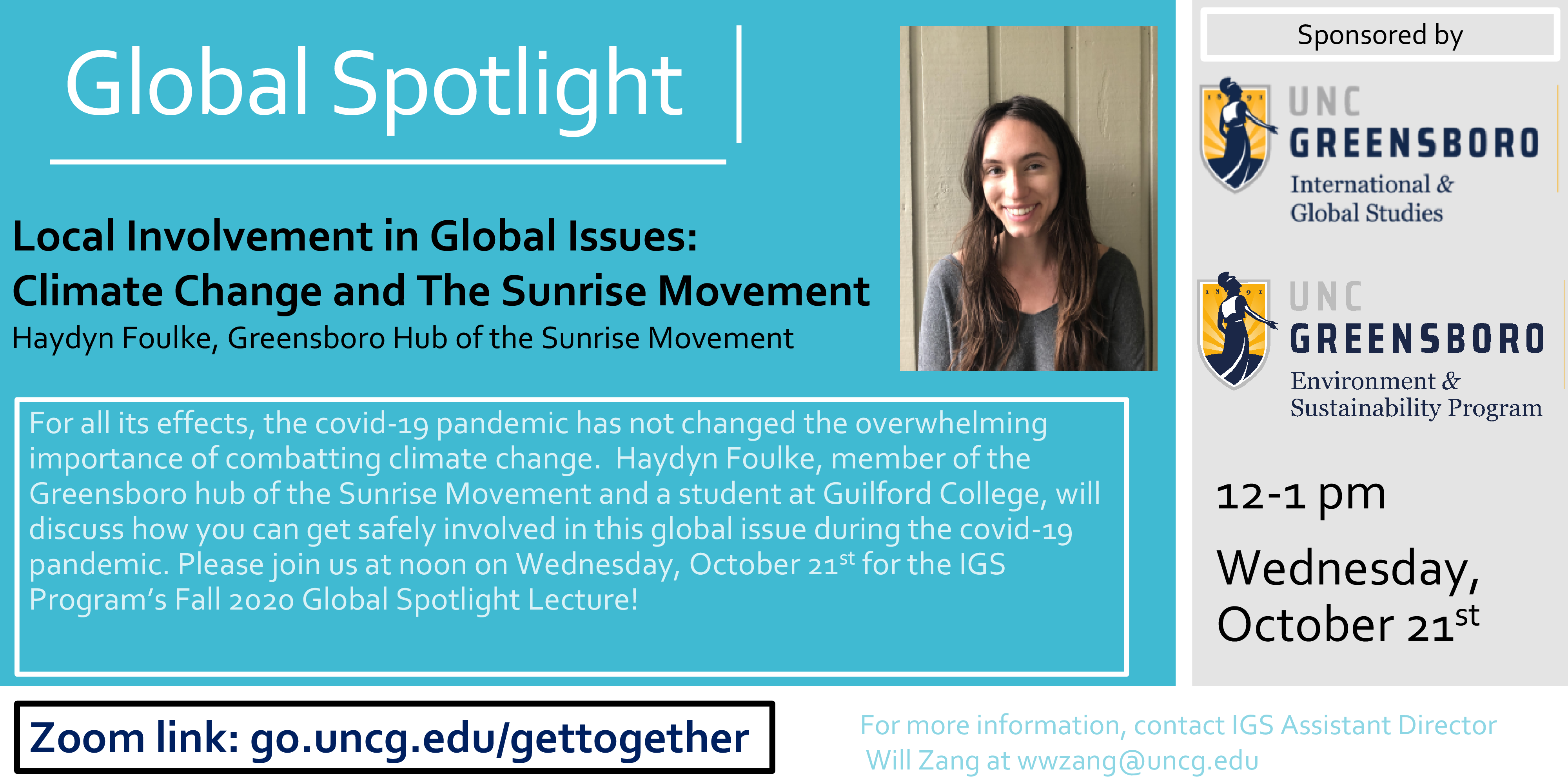 Global Spotlight Flyer