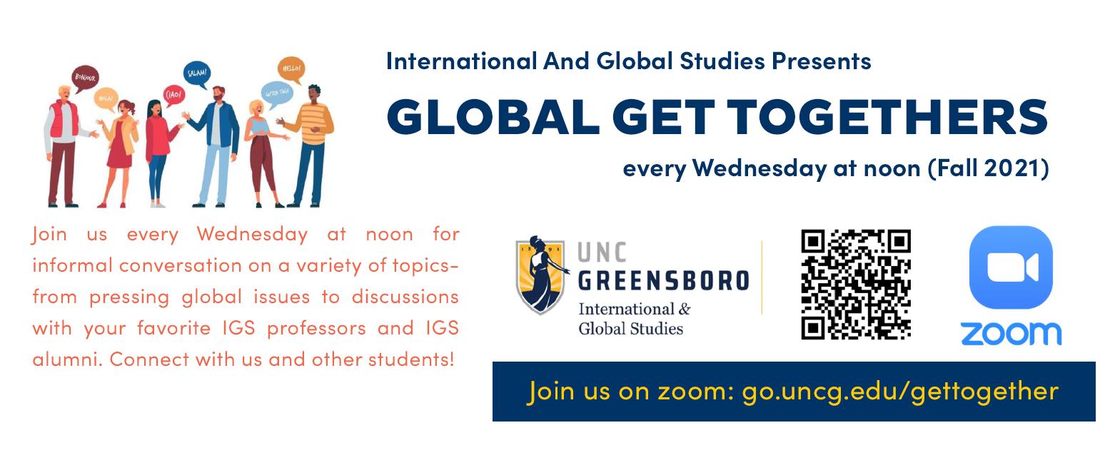 Global get togethers